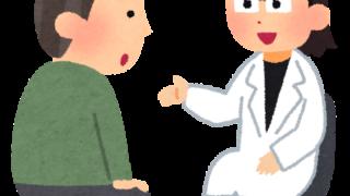問診のイラスト(女医)